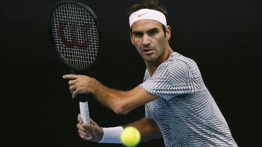 Wawrinka locker eine Runde weiter   Federer marschiert ebenfalls