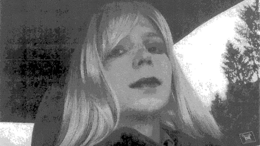 U.S. soldier Chelsea Manning, who was born male but identifies as a woman, imprisoned for handing over classified files to pro-transparency site WikiLeaks, is pictured dressed as a woman in this 2010 photograph obtained on August 14, 2013.Courtesy U.S. Army/Handout via REUTERS  ATTENTION EDITORS - THIS IMAGE WAS PROVIDED BY A THIRD PARTY. EDITORIAL USE ONLY