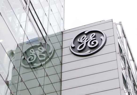 epa08963654 epa06101040 A file photo dated 13 January 2016 showing an exterior view on the General Electric (GE) offices in Baden, Switzerland, 13 January 2016 (reissued 25 January 2021). GE is to publish their 4th quarter 2020 results on 26 January 2021.  EPA/URS FLUEELER *** Local Caption *** 53661678