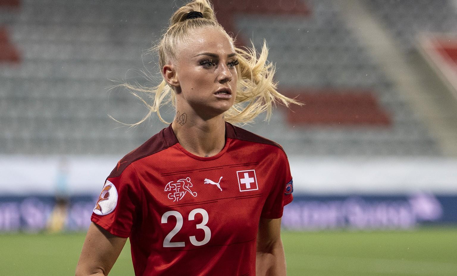Alisha Lehmann