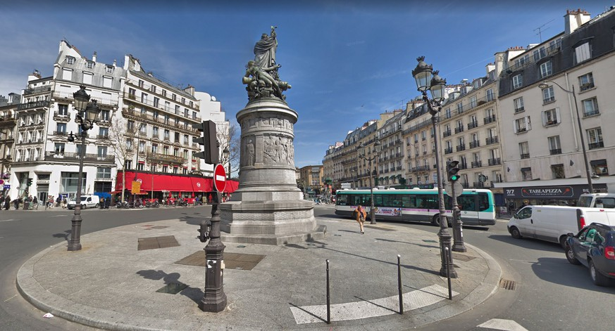 Place Clichy, Paris