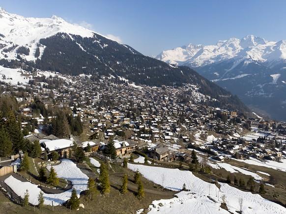 Die Walliser Regierung verzichtet auf eine Ausgangssperre respektive Quarantänemassnahmen für den Wintersportort Verbier.
