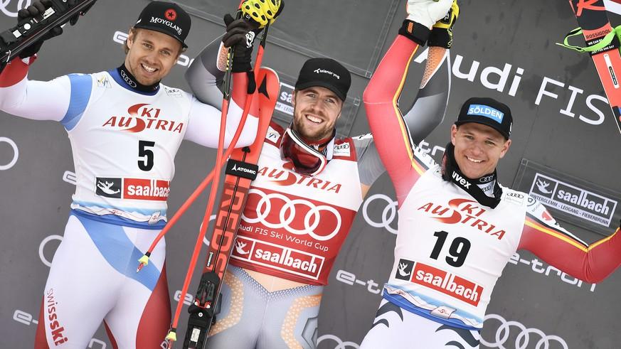 Ski Alpin: Der Super-G der Männer in Saalbach im Liveticker