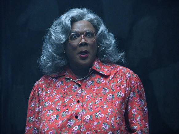 This image released by Lionsgate Entertainment shows Tyler Perry as Madea in