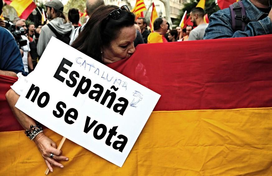 Unabhängigkeit Kataloniens Spanien will Öffnung der Wahllokale verhindern