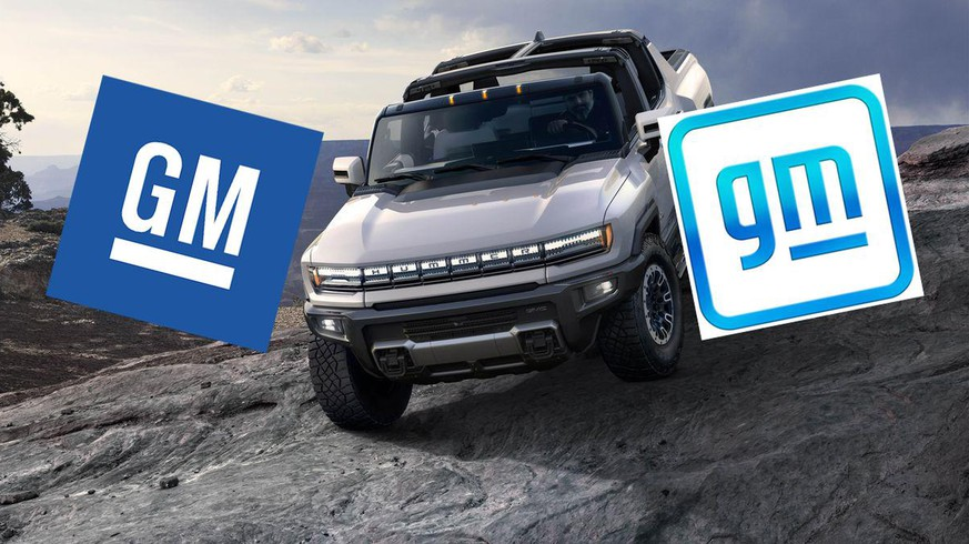 General Motors changed their logo design and everyone went crazy