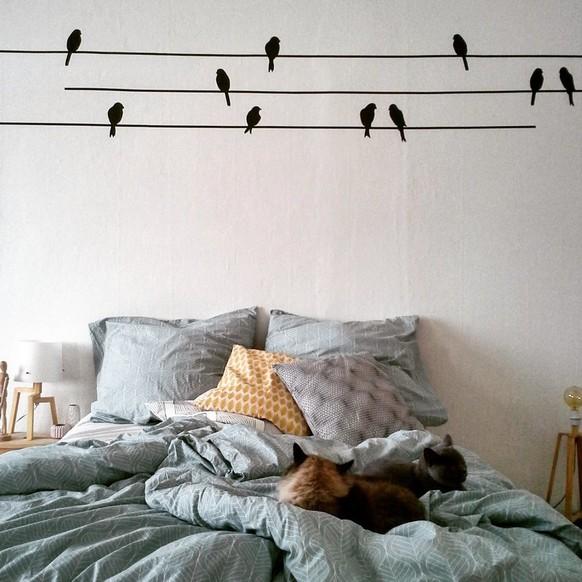 Schlafende Katzen In Deinem Bett Watson