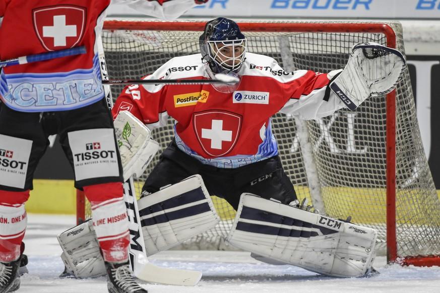 Frust Für Fust Die Schweiz Verspielt Am Deutschland Cup Eine Drei
