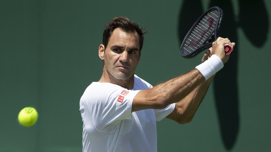 Wimbledon Auslosung