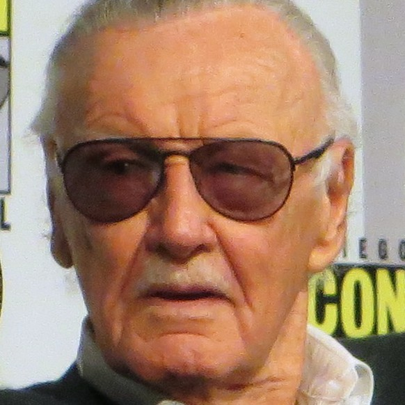 At the SDCC 2015 spotlight on Stan Lee panel, Stan was having difficulty hearing the questions.  Jimmy repeated them for him.
