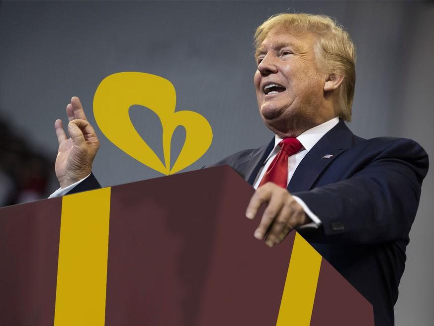 Die perversen Folgen von Trumps Steuergeschenken