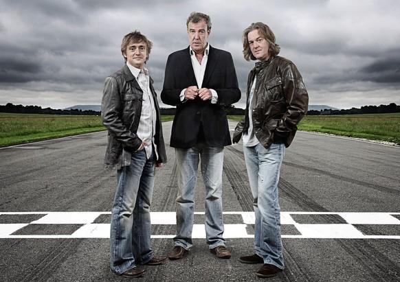 Ex Top Gear Star Richard Hammond Bei Autorennen In St Gallen