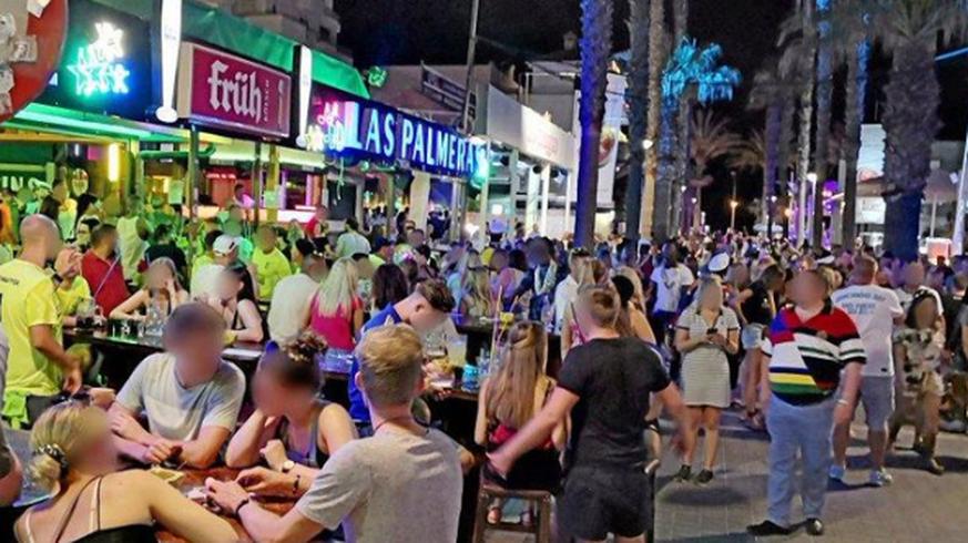Sangria und illegale Party-Exzesse: «Ballermann»-Zone in Palma trockengelegt