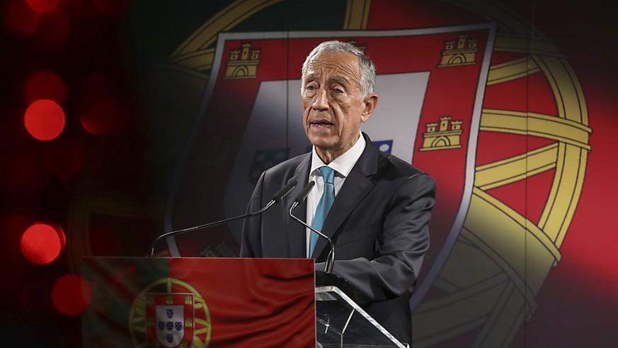 Portugals Präsident Rebelo de Sousa im Amt bestätigt – Sozialisten weit abgeschlagen