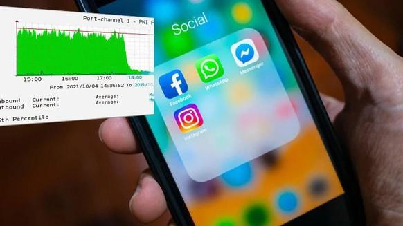 Insta und WhatsApp waren stundenlang down – um Mitternacht stabilisierte sich die Lage