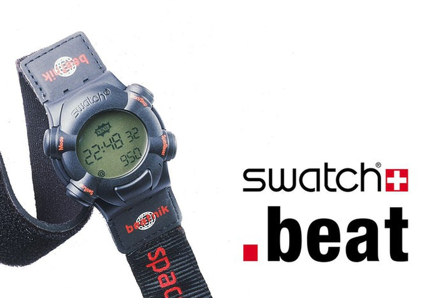 Swatch Beat, Swatch Internetzeit https://www.hodinkee.com/articles/recommended-reading-on-the-medias-tldr-explains-swatch-internet-time