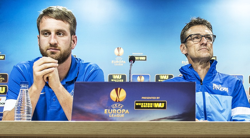 22.10.2014; Villarreal; Fussball Europa League - MK FC Zuerich;