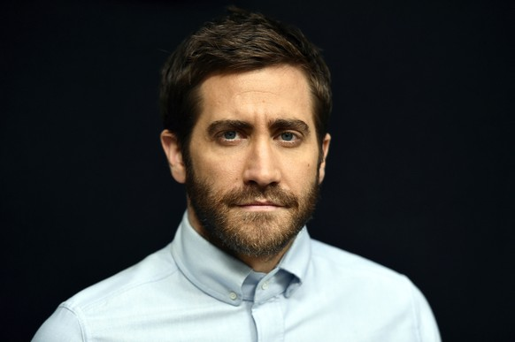FILE - This Oct. 28, 2016 file photo shows Jake Gyllenhaal at a photo call for