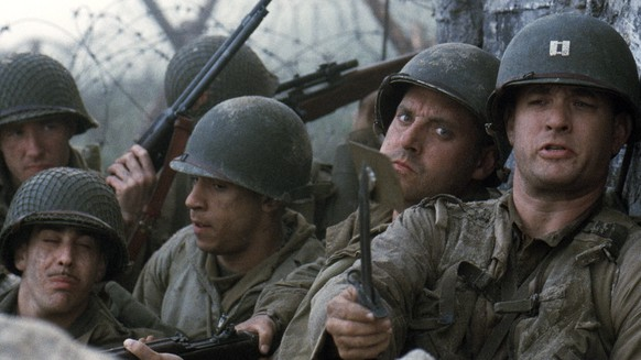 «Saving Private Ryan»