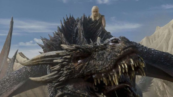 Drache Game of Thrones