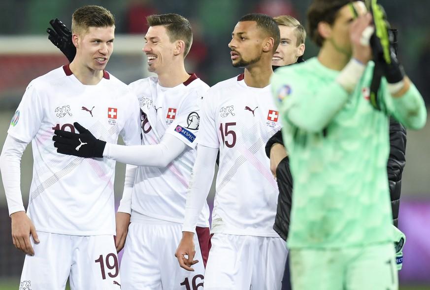 Schweizer Nati: 3 Erkenntnisse nach dem 1:0-Knorzsieg gegen Georgien