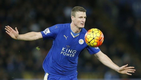 Football Soccer - Leicester City v Manchester City - Barclays Premier League - King Power Stadium - 29/12/15Leicester City's Robert Huth in actionAction Images via Reuters / Carl RecineLivepicEDITORIAL USE ONLY. No use with unauthorized audio, video, data, fixture lists, club/league logos or
