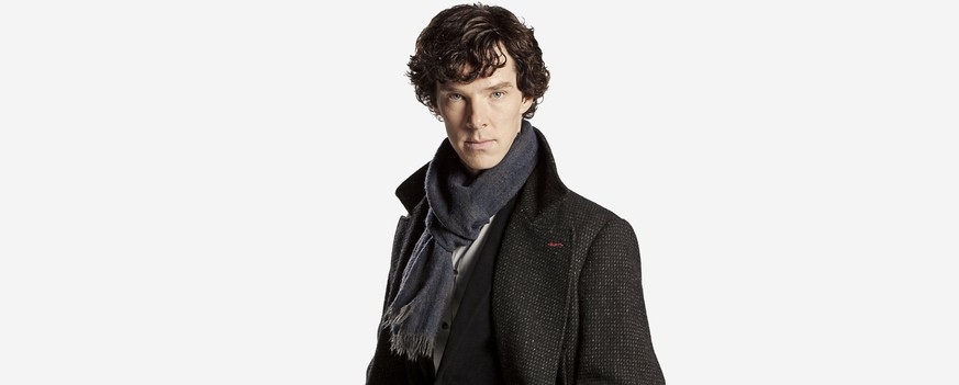 *this image is under embargo for publication not before 20th July 2010** SHERLOCK BBC One Picture shows: Benedict Cumberbatch as Sherlock Holmes   WARNING:  Use of this copyright image is subject to the terms of use of BBC Pictures' BBC Digital Picture Service.  In particular, this image may only be published in print for editorial use during the publicity period (the weeks immediately leading up to and including the transmission week of the relevant programme or event and three review weeks following) for the purpose of publicising the programme, person or service pictured and provided the BBC and the copyright holder in the caption are credited.  Any use of this image on the internet and other online communication services will require a separate prior agreement with BBC Pictures.  For any other purpose whatsoever, including advertising and commercial prior written approval from the copyright holder will be required.