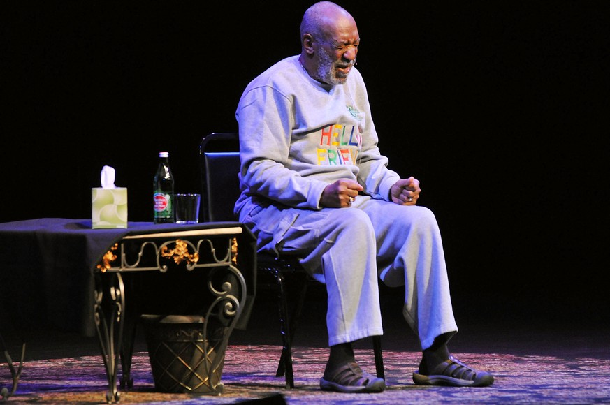 MELBOURNE, FL - NOVEMBER 21:  Actor Bill Cosby performs at  At King Center For The Performing Arts on November 21, 2014 in Melbourne, Florida.  (Photo by Gerardo Mora/Getty Images)