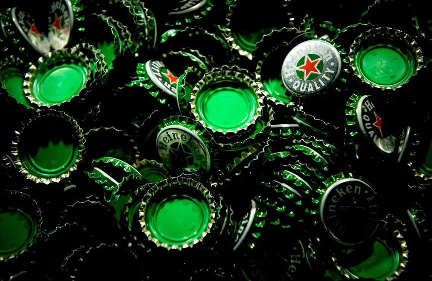 Heineken greift auf chinesischem Biermarkt an