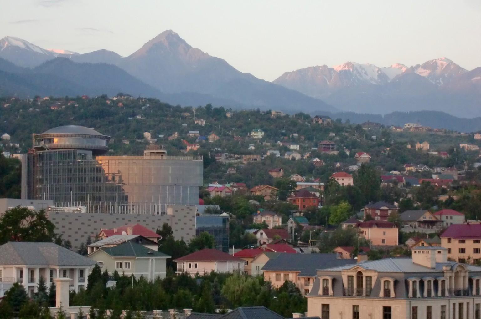 Eine Reise Nach Kasachstan So Ist Almaty Wirklich Watson