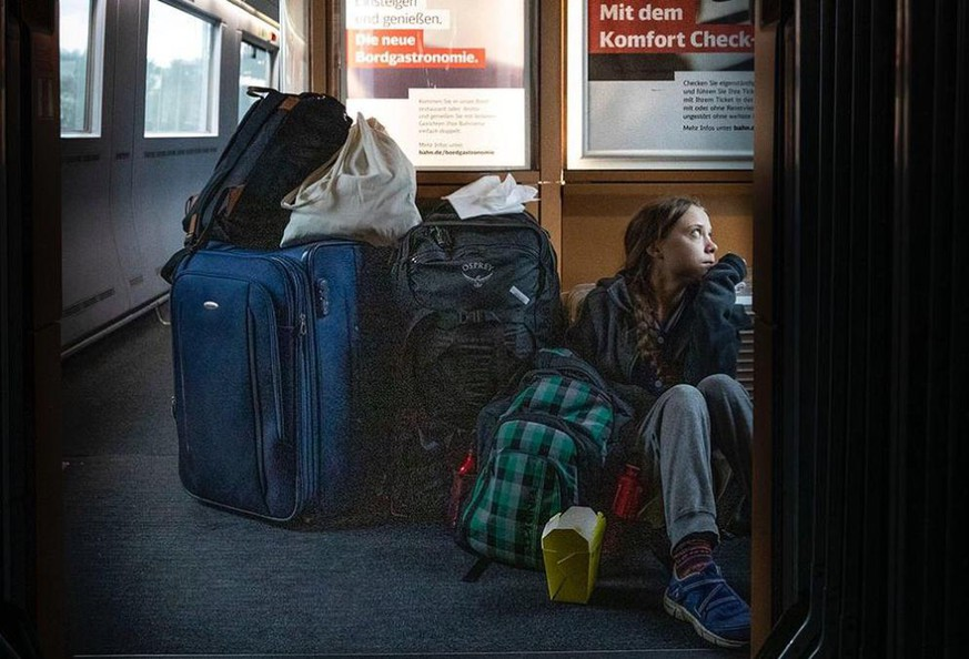 Greta Thunbergs ICE ab Basel fällt aus - dann geht der Zank richtig los