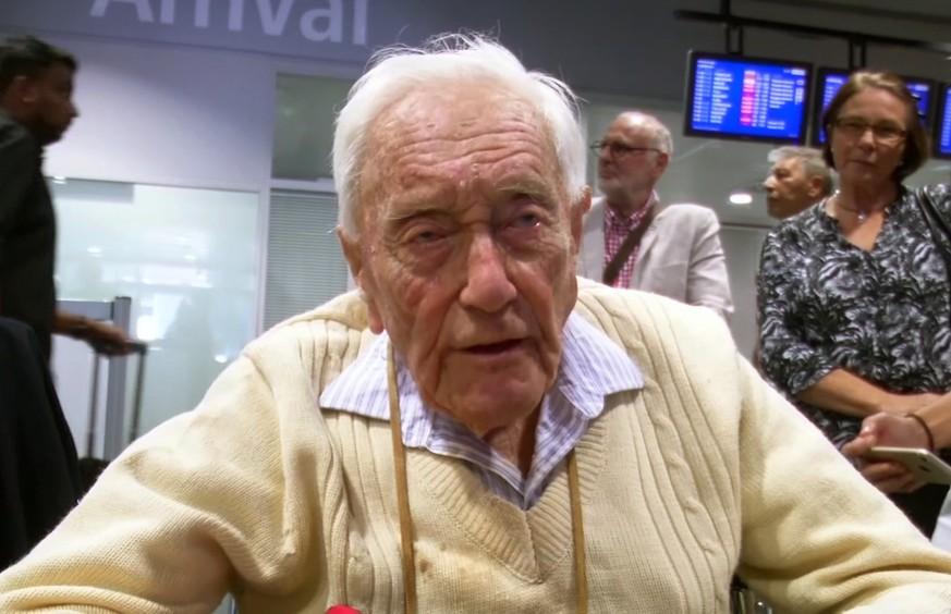 David Goodall: 104-Jähriger will sich mit Gift-Cocktail töten lassen