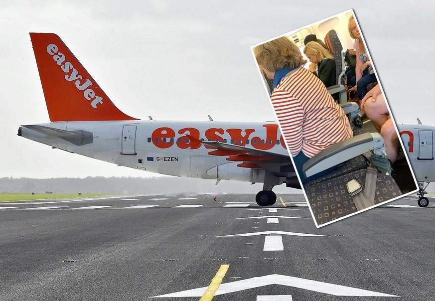 Easyjet: Das sagt die Swiss zum Sitz ohne Rückenlehne