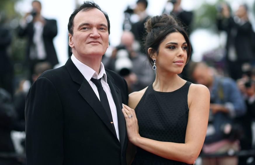 Tarantino, Jagger und Chaplin – das sind die ältesten Promiväter
