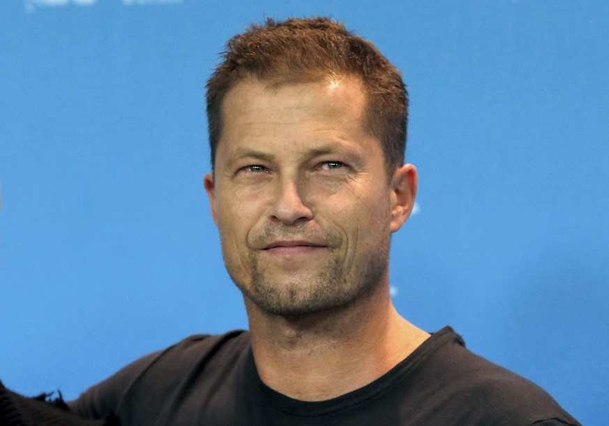German filmmaker and actor Til Schweiger is seen in this file photo taken during the 63rd Berlinale International Film Festival in Berlin on February 9, 2013. Too many people in Germany are openly espousing fascist views about the half million refugees expected to arrive this year and more need to stand up and oppose racism, Schweiger said in an interview with Reuters. REUTERS/Fabrizio Bensch/Files