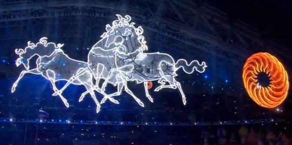 Pferde Sotschi
