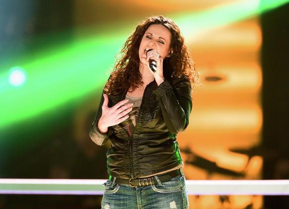Stefania Pagano  The Voice of Switzerland