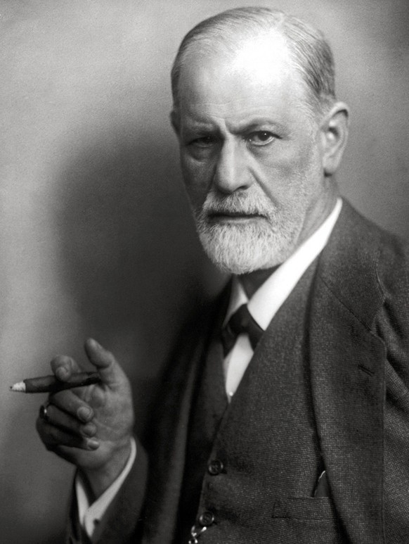 In this photo released by the Sigmund Freud Museum in Vienna former Austrian psychoanalyst Sigmund Freud is pictured in 1931. Austria and the world will be celebrating Sigmund Freud's 150th birthday on May 6, 2006. (KEYSTONE/AP Photo/Sigmund Freud Museum)