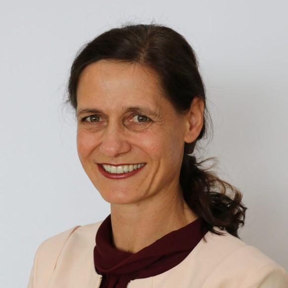 Monika Rüegger SVP