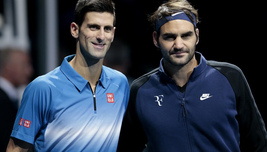 Tennis - Barclays ATP World Tour Finals - O2 Arena, London - 22/11/15