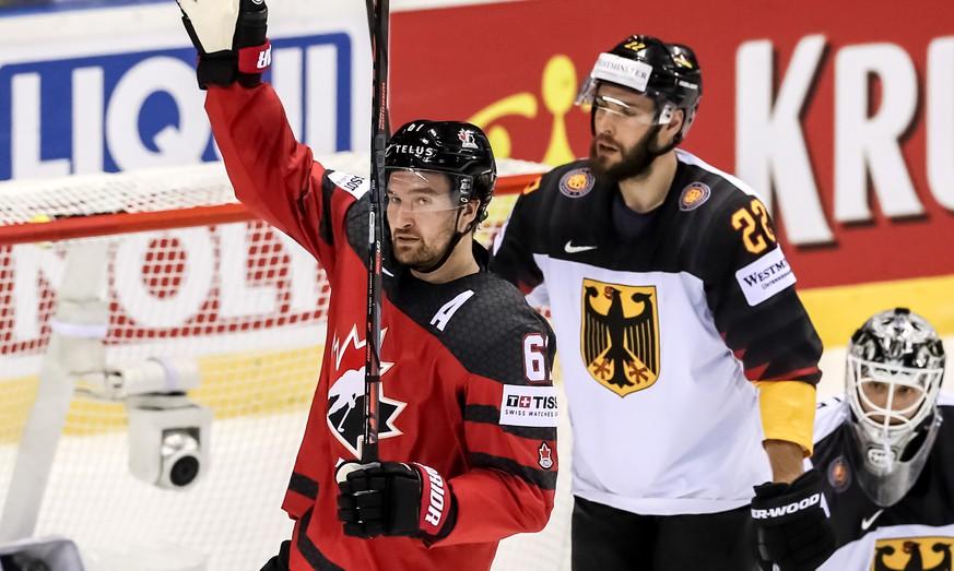 Eishockey-WM: Kanada holt Deutschland zurück auf den Boden der Realität