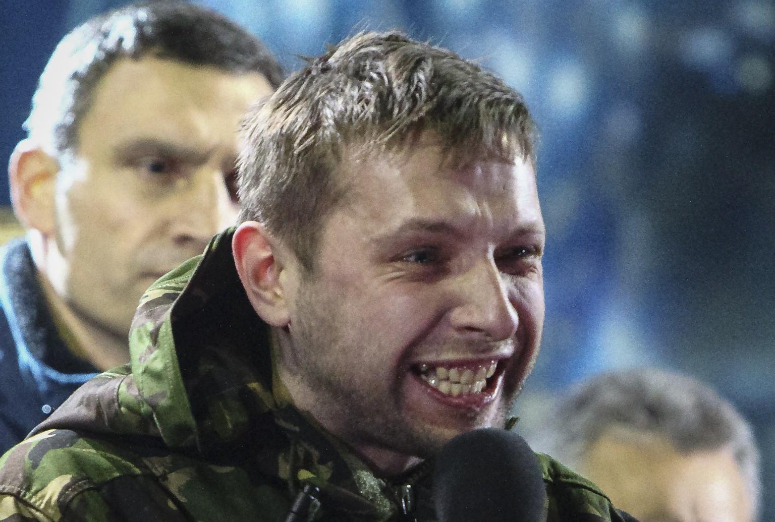 Janukowitsch Flucht