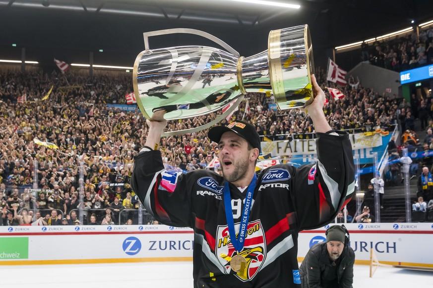 Ajoie, der «Jura-Josi» und der Triumph einer grossen Hockey-Familie