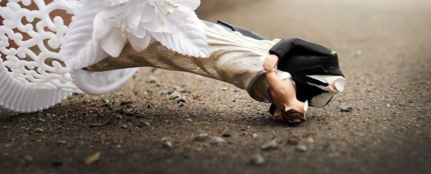 Du willst heiraten? Dann sprich am besten zuerst über die Scheidung