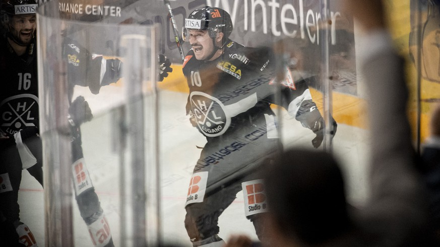 National League: Lugano gewinnt Hockey-Drama gegen Zug - watson - watson.ch