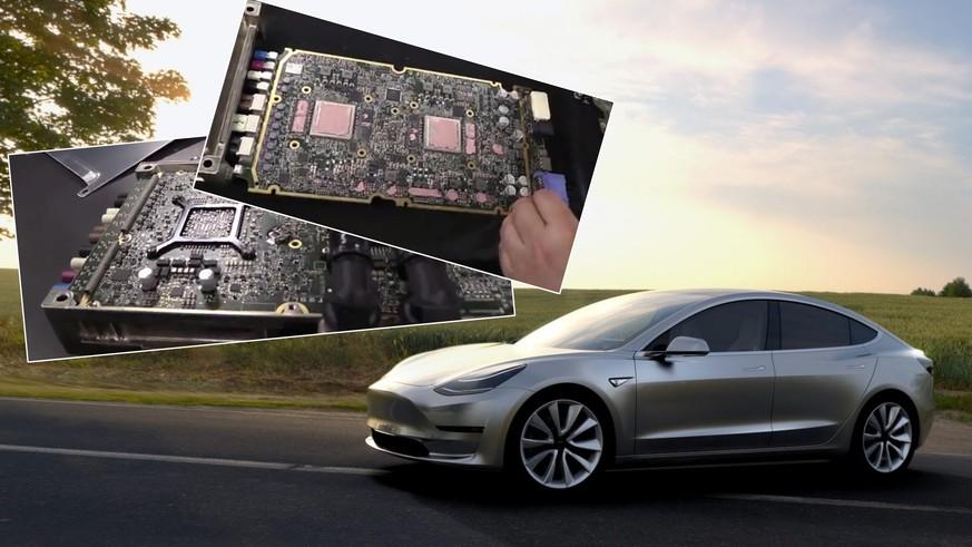 Was es mit der Meldung auf sich hat, dass Tesla 6 Jahre Vorsprung hat