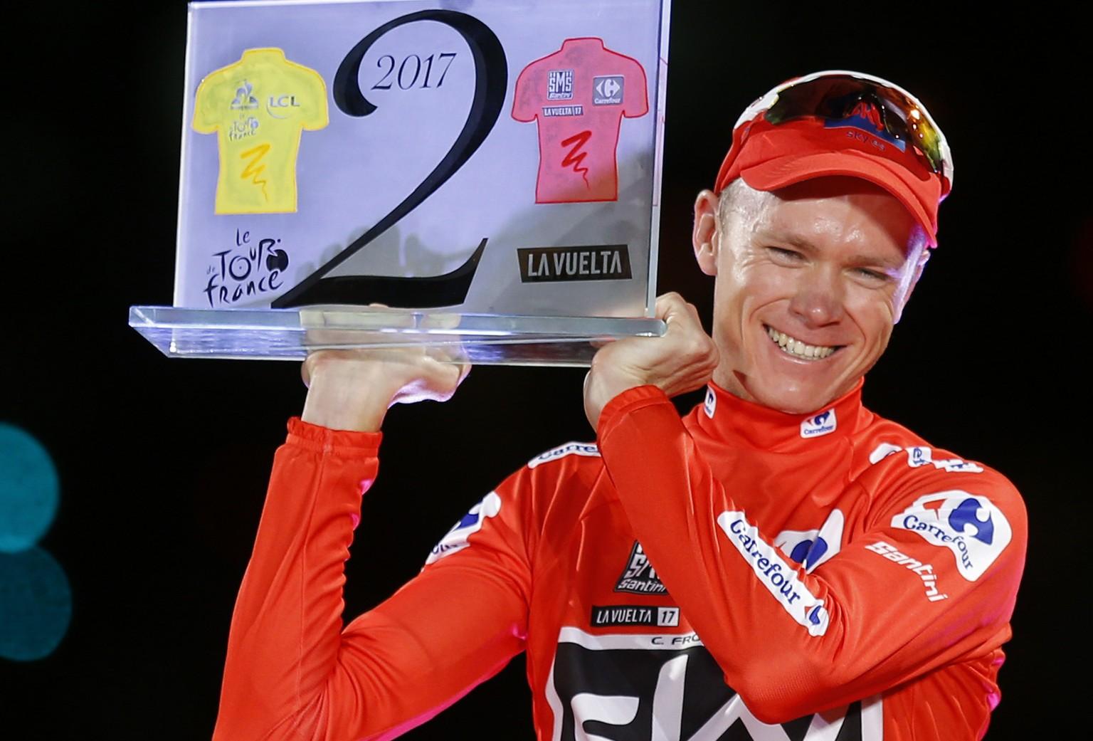 UCI: Auffälliger Test bei Tour-de-France-Sieger Froome