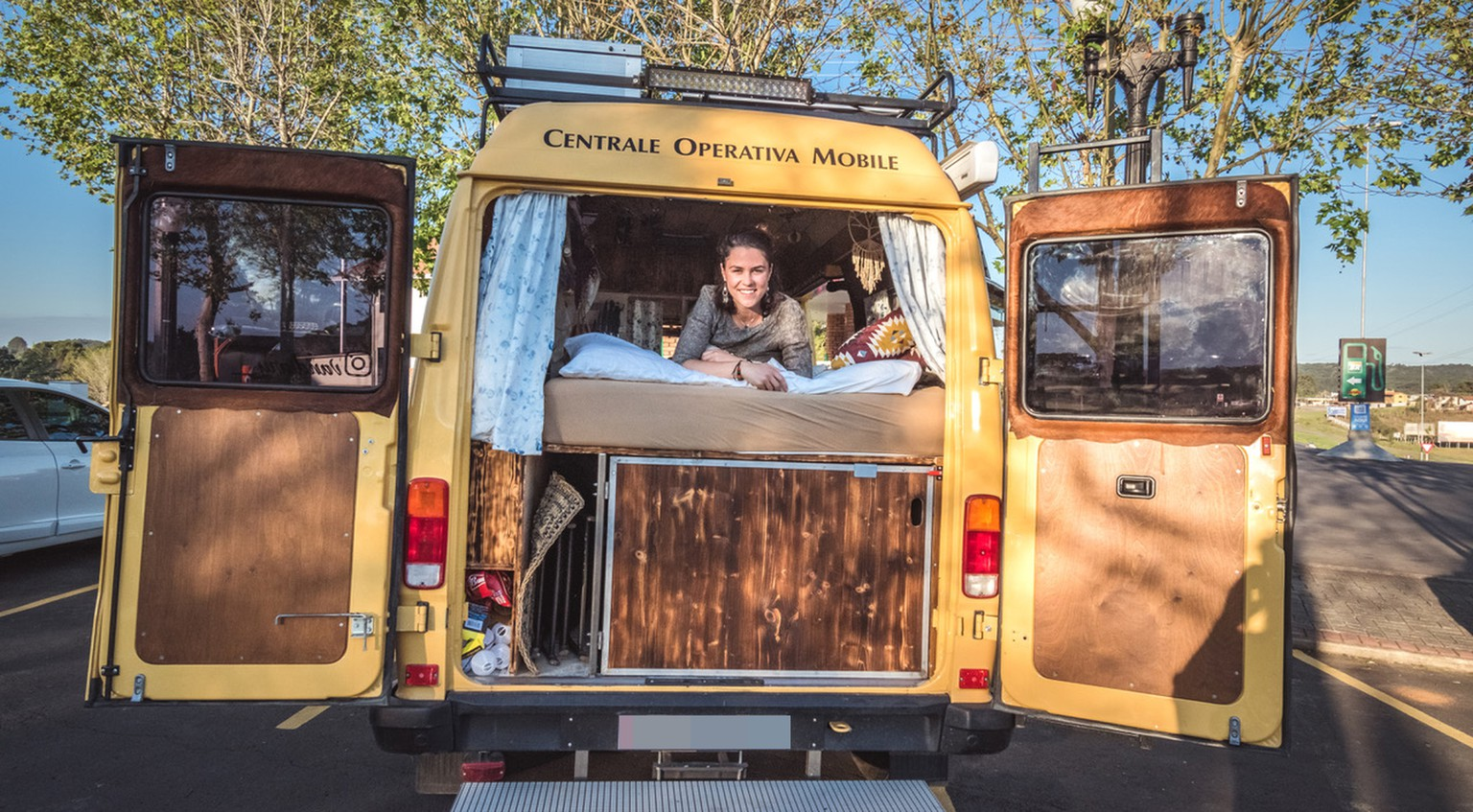 Camping Bus selber bauen: So bastelst du deinen eigenen Camper