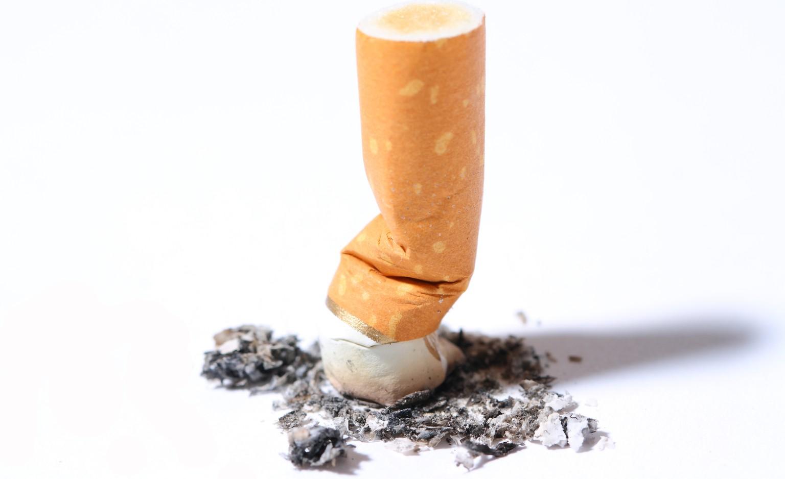 Die Schlacht der Medien Rauchen aufzugeben