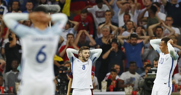 Football Soccer - England v Russia - EURO 2016 - Group B - Stade Vélodrome, Marseille, France - 11/6/16